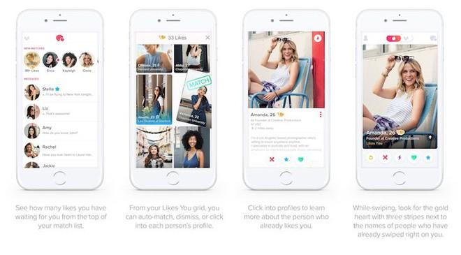 6 ứng dụng hẹn hò cực mới lạ mà bạn nên thử để tìm được nửa kia của mình - Ảnh 4.