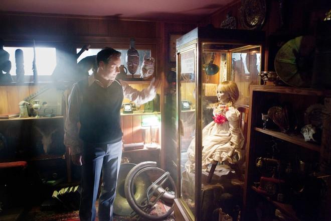 Truy tìm búp bê quỷ ám Annabelle ngoài đời thực - ảnh 4