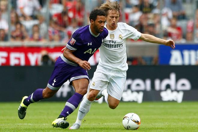 Modric: Người thừa của Mourinho, yếu nhân của Zidane! - ảnh 3