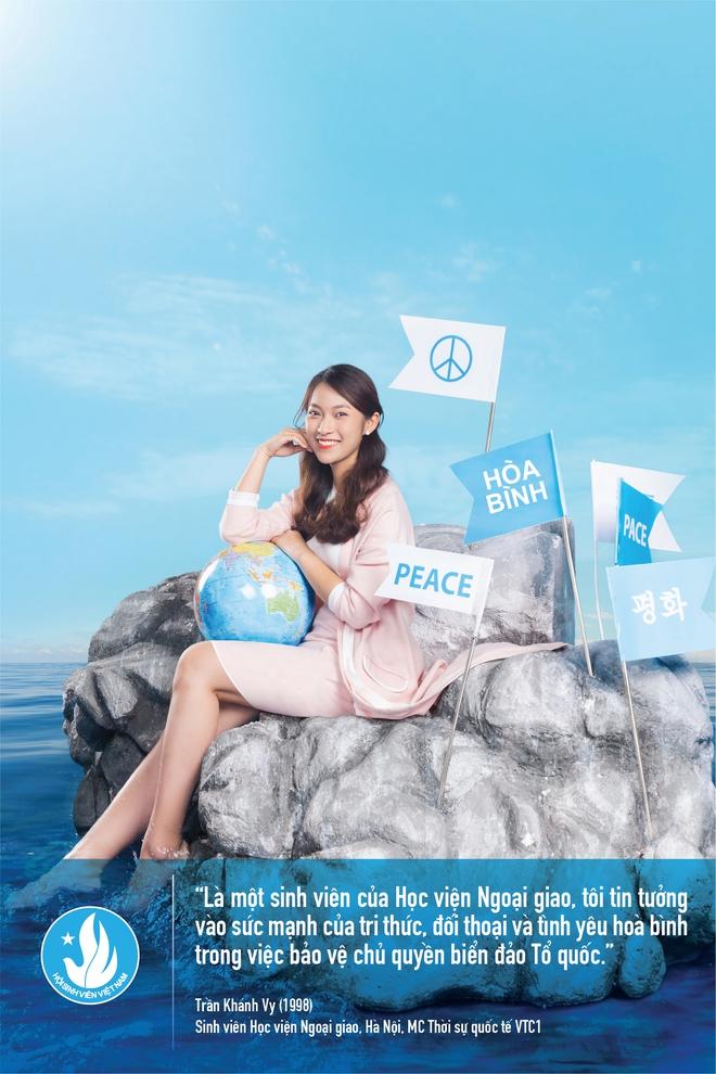 Chi Pu, Lan Khuê, Khánh Vy... đồng hành cùng 500 SV ưu tú trong Sinh viên với biển, đảo tổ quốc năm 2017 - Ảnh 7.
