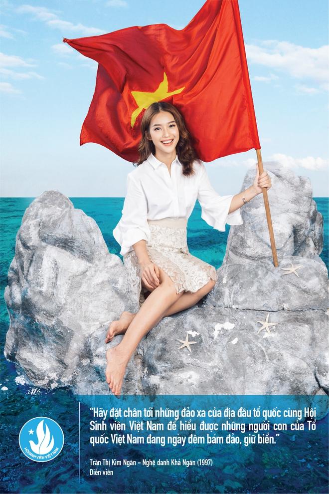 Chi Pu, Lan Khuê, Khánh Vy... đồng hành cùng 500 SV ưu tú trong Sinh viên với biển, đảo tổ quốc năm 2017 - Ảnh 8.
