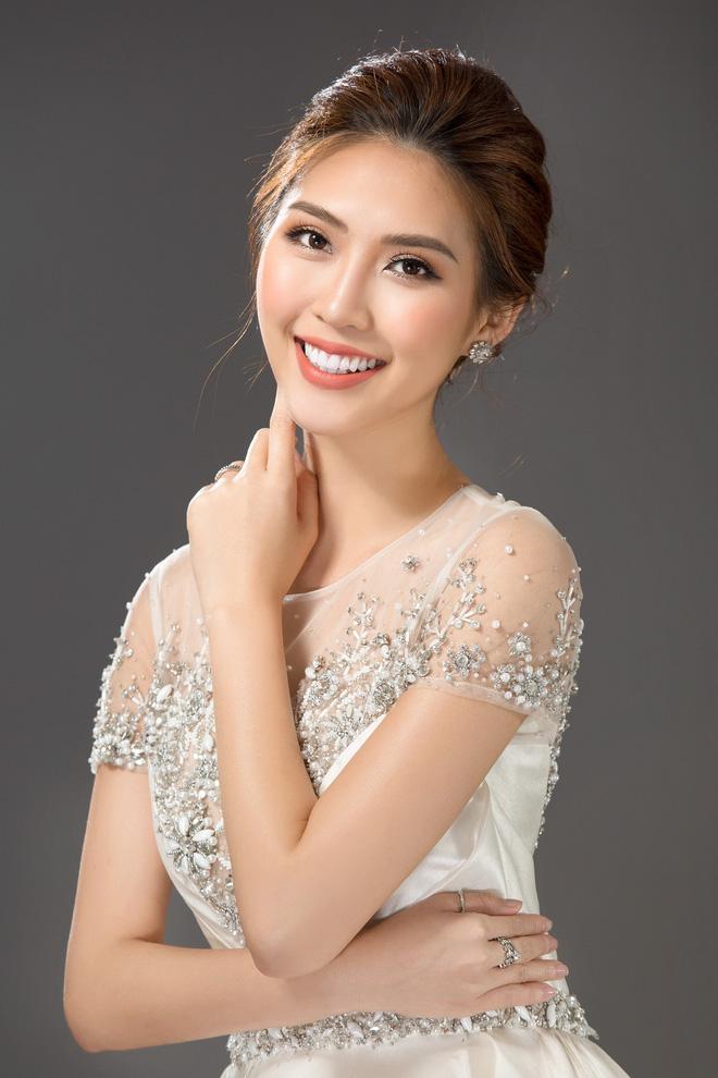 The Face vừa kết thúc, Tường Linh tiếp tục chinh chiến tại đấu trường Miss Intercontinental 2017 - Ảnh 5.