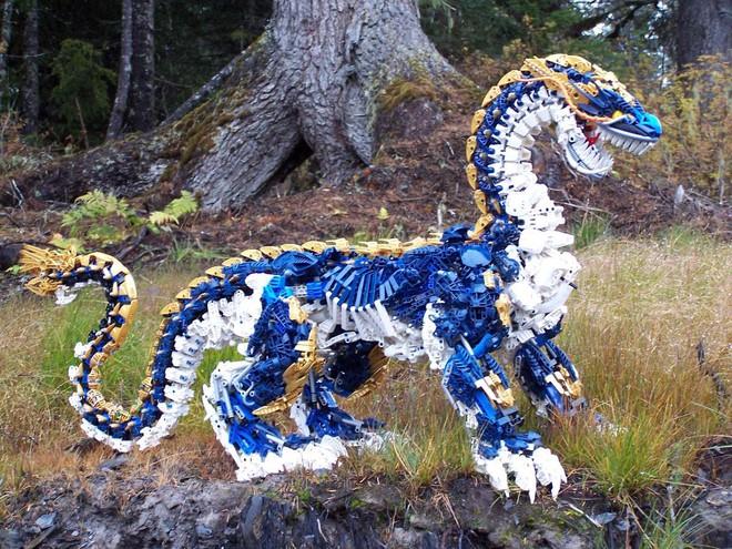 Ngắm 15 công trình LEGO tỉ mỉ khiến cả người không chơi cũng mê tít - Ảnh 13.