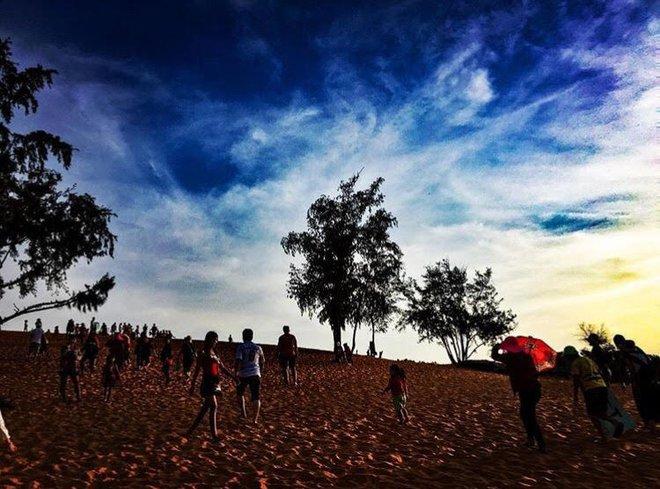 Ngẩn ngơ trước 5 đồi cát đẹp mê hồn ở miền Trung, nhìn thôi đã yêu luôn rồi - Ảnh 3.