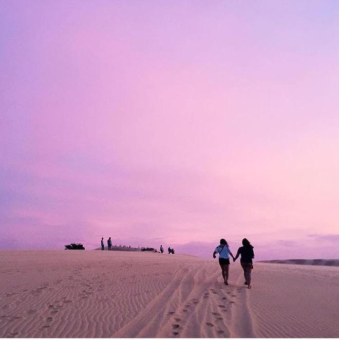 Ngẩn ngơ trước 5 đồi cát đẹp mê hồn ở miền Trung, nhìn thôi đã yêu luôn rồi - Ảnh 27.