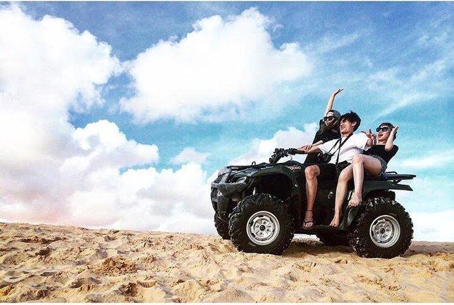 Ngẩn ngơ trước 5 đồi cát đẹp mê hồn ở miền Trung, nhìn thôi đã yêu luôn rồi - Ảnh 26.