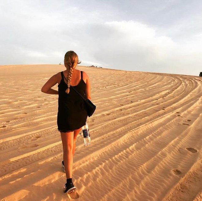 Ngẩn ngơ trước 5 đồi cát đẹp mê hồn ở miền Trung, nhìn thôi đã yêu luôn rồi - Ảnh 16.