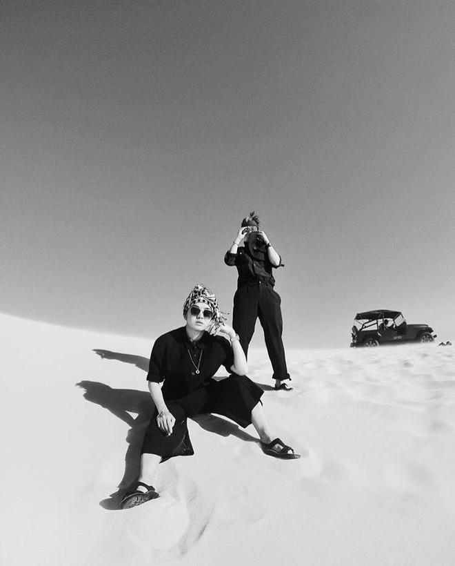 Ngẩn ngơ trước 5 đồi cát đẹp mê hồn ở miền Trung, nhìn thôi đã yêu luôn rồi - Ảnh 23.