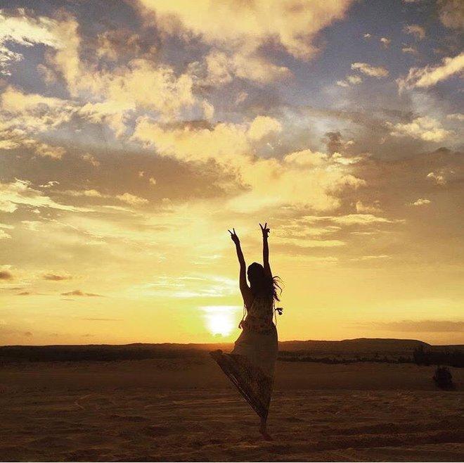 Ngẩn ngơ trước 5 đồi cát đẹp mê hồn ở miền Trung, nhìn thôi đã yêu luôn rồi - Ảnh 21.