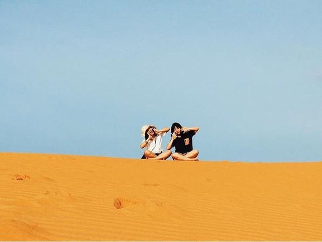 Ngẩn ngơ trước 5 đồi cát đẹp mê hồn ở miền Trung, nhìn thôi đã yêu luôn rồi - Ảnh 20.