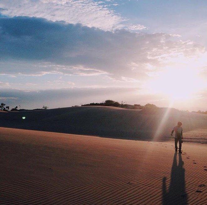 Ngẩn ngơ trước 5 đồi cát đẹp mê hồn ở miền Trung, nhìn thôi đã yêu luôn rồi - Ảnh 38.