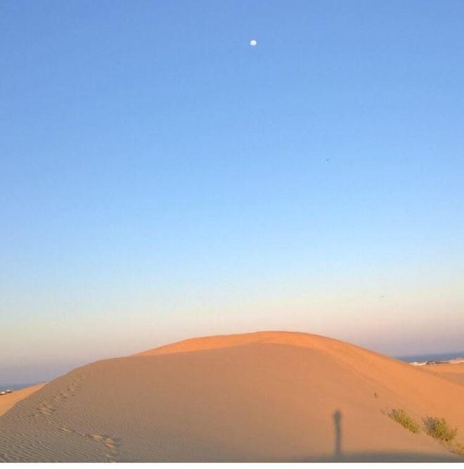 Ngẩn ngơ trước 5 đồi cát đẹp mê hồn ở miền Trung, nhìn thôi đã yêu luôn rồi - Ảnh 37.