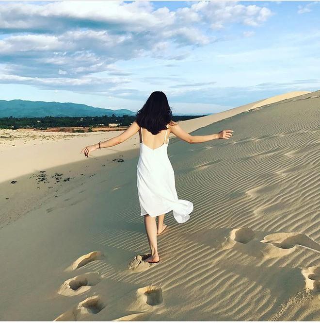 Ngẩn ngơ trước 5 đồi cát đẹp mê hồn ở miền Trung, nhìn thôi đã yêu luôn rồi - Ảnh 42.