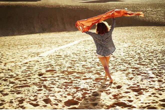 Ngẩn ngơ trước 5 đồi cát đẹp mê hồn ở miền Trung, nhìn thôi đã yêu luôn rồi - Ảnh 5.