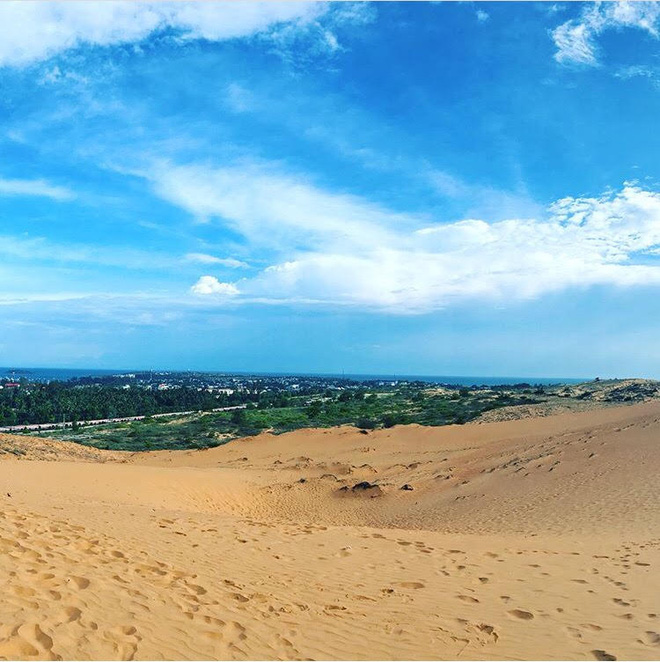 Ngẩn ngơ trước 5 đồi cát đẹp mê hồn ở miền Trung, nhìn thôi đã yêu luôn rồi - Ảnh 4.