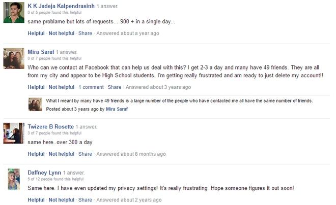 Hôm nay Facebook có một hiện tượng lạ, bạn có gặp phải không? - Ảnh 3.