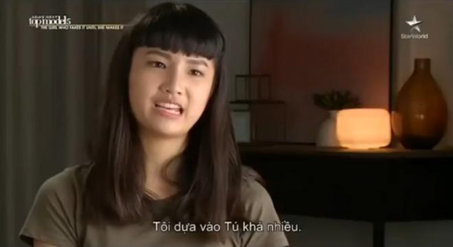 Minh Tú lại ghi điểm với cách ứng xử khéo léo tại Next Top châu Á - Ảnh 2.