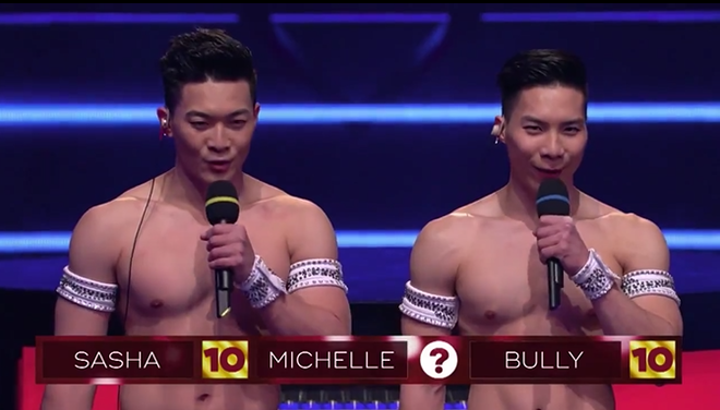 Xuất hiện trên truyền hình quốc tế, cặp đôi Hoàng tử xiếc của Việt Nam tỏa sáng đáng tự hào - ảnh 3