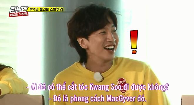 G-Dragon để tóc kiểu này thì được khen, còn Lee Kwang Soo thì ngược lại! - Ảnh 2.