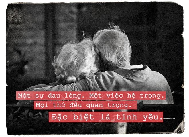 Sau 54 năm, chúng tôi phải lòng nhau. 5 tháng sau đó, tôi mắc ung thư máu - Ảnh 6.
