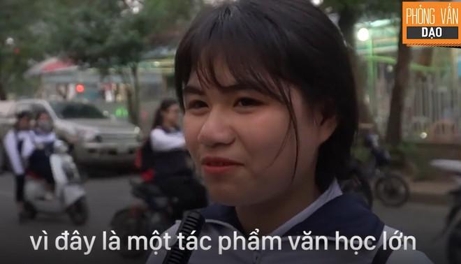 Phỏng vấn dạo: Bạn nghĩ gì khi Chí Phèo có thể sẽ biến mất khỏi SGK Ngữ Văn 11? - Ảnh 7.