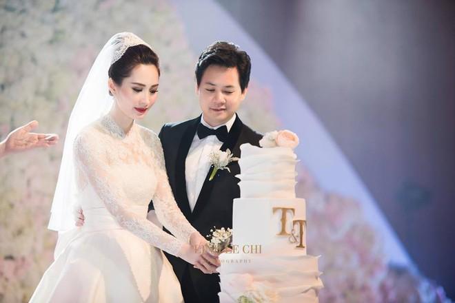 Điểm lại những đám cưới xa hoa, đình đám trong showbiz Việt khiến công chúng suýt xoa - Ảnh 3.