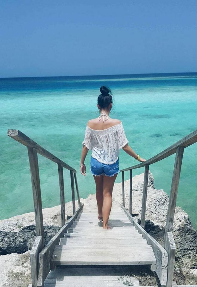 Nóng như thế này chỉ muốn đến ngay thiên đường Aruba tắm biển, thỏa thích chụp ảnh sống ảo cùng hồng hạc mà thôi! - Ảnh 21.