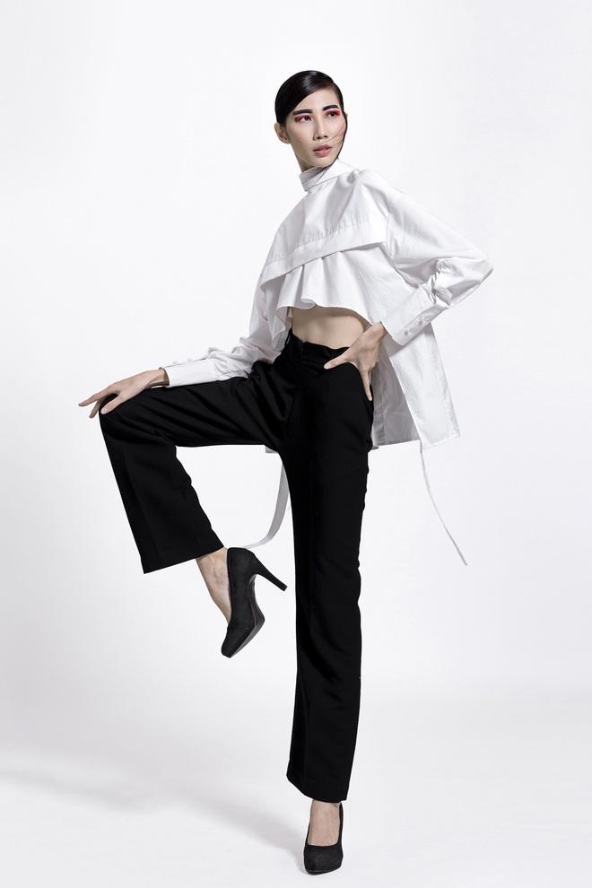 Top 7 Vietnams Next Top Model tung bộ hình chứng tỏ không cần lồng lộn vẫn cực thời trang! - Ảnh 2.