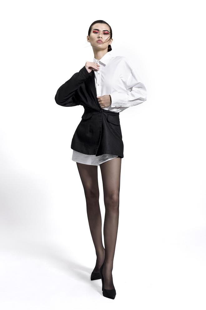 Top 7 Vietnams Next Top Model tung bộ hình chứng tỏ không cần lồng lộn vẫn cực thời trang! - Ảnh 1.