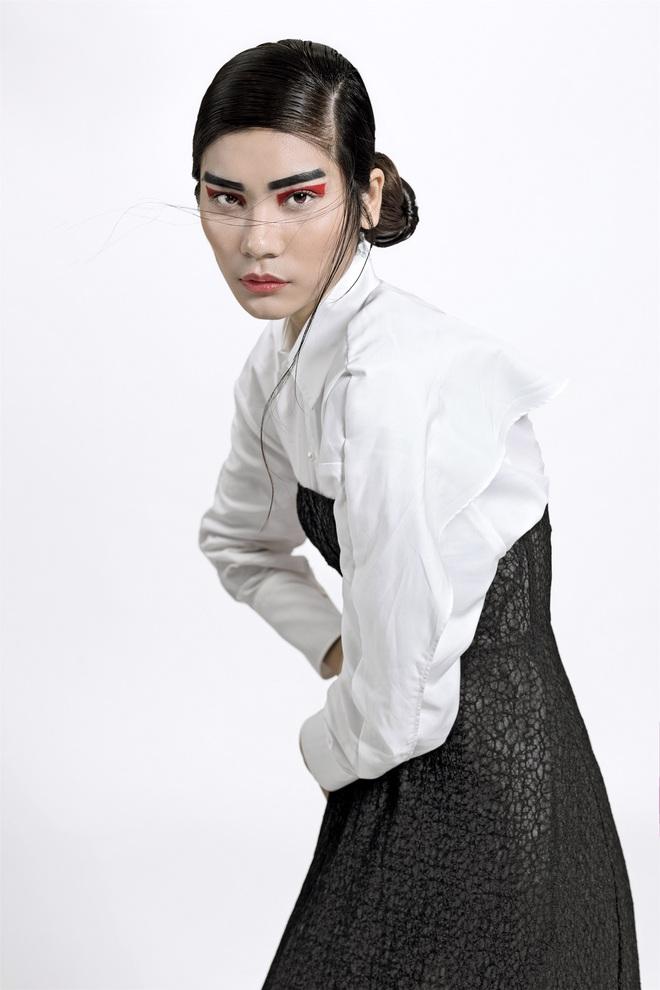 Top 7 Vietnams Next Top Model tung bộ hình chứng tỏ không cần lồng lộn vẫn cực thời trang! - Ảnh 12.
