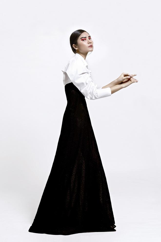 Top 7 Vietnams Next Top Model tung bộ hình chứng tỏ không cần lồng lộn vẫn cực thời trang! - Ảnh 11.
