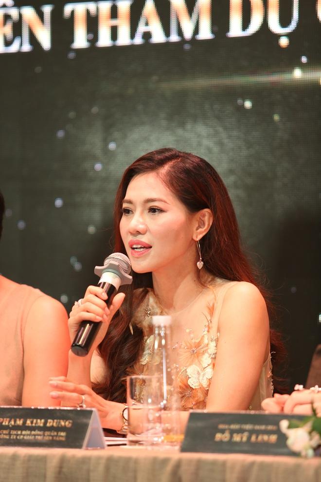 Huyền My: Tôi tin mình sẽ tạo nên lịch sử cho bản đồ nhan sắc của Việt Nam - Ảnh 4.