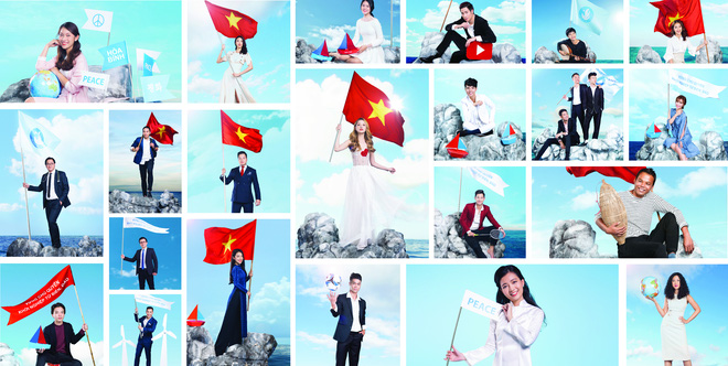 Chi Pu, Lan Khuê, Khánh Vy... đồng hành cùng 500 SV ưu tú trong Sinh viên với biển, đảo tổ quốc năm 2017 - Ảnh 2.