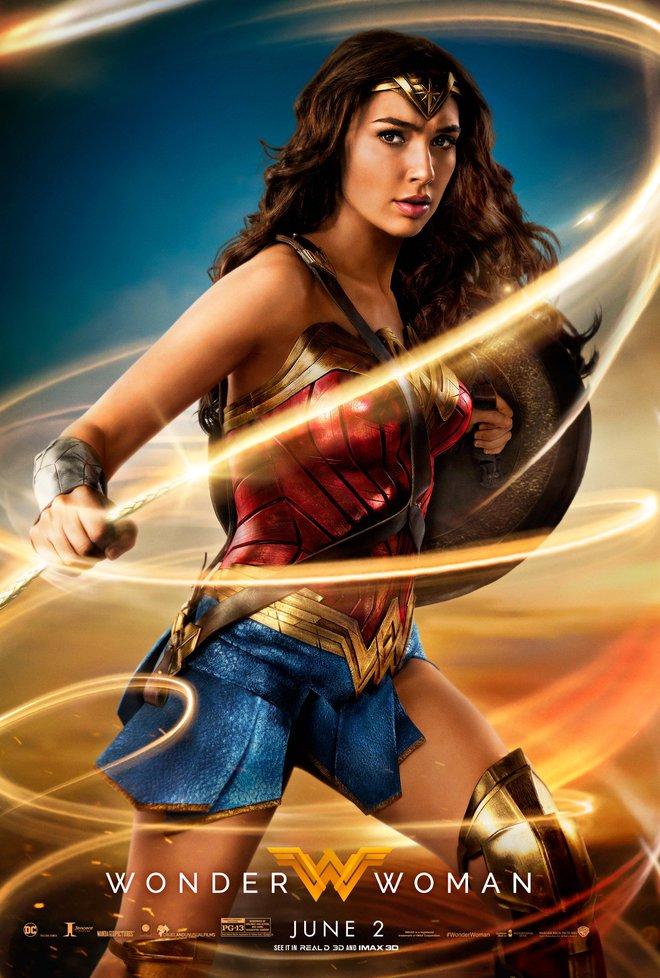 Đẹp chim sa cá lặn như Wonder Woman thì không cần động thủ, kẻ thù nào cũng sẽ xin chết! - Ảnh 28.