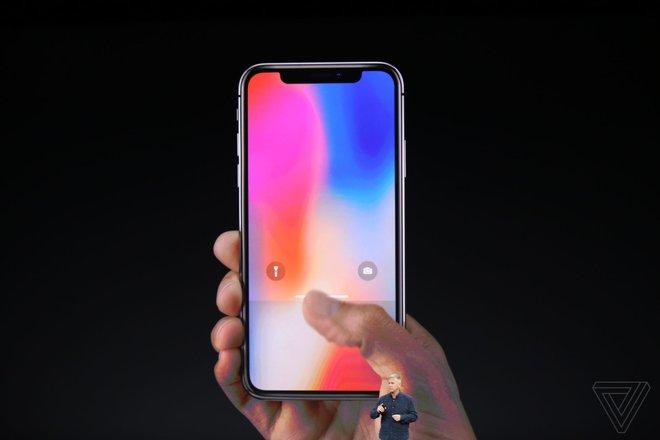 TRỰC TIẾP: Bom tấn iPhone X vừa được Apple giới thiệu với thiết kế không có gì bất ngờ - Ảnh 8.