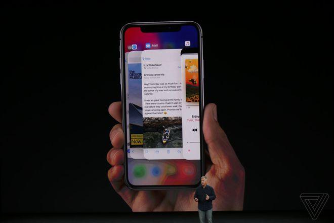 TRỰC TIẾP: Bom tấn iPhone X vừa được Apple giới thiệu với thiết kế không có gì bất ngờ - Ảnh 7.