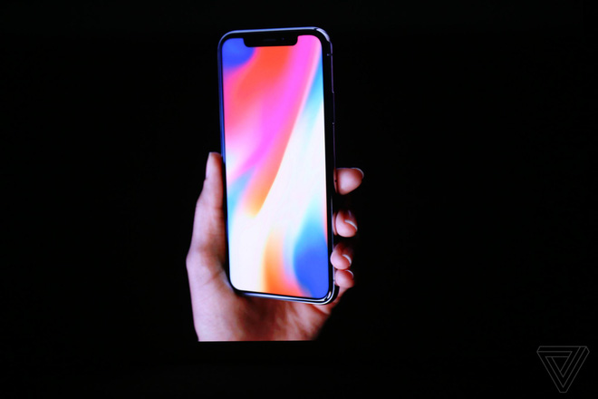 TRỰC TIẾP: Bom tấn iPhone X vừa được Apple giới thiệu với thiết kế không có gì bất ngờ - Ảnh 17.