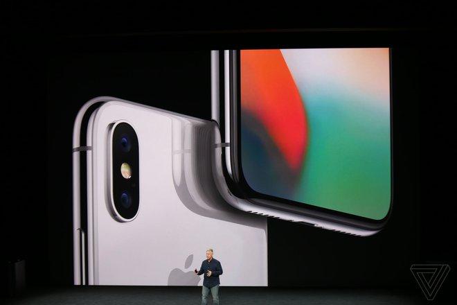 TRỰC TIẾP: Bom tấn iPhone X vừa được Apple giới thiệu với thiết kế không có gì bất ngờ - Ảnh 20.