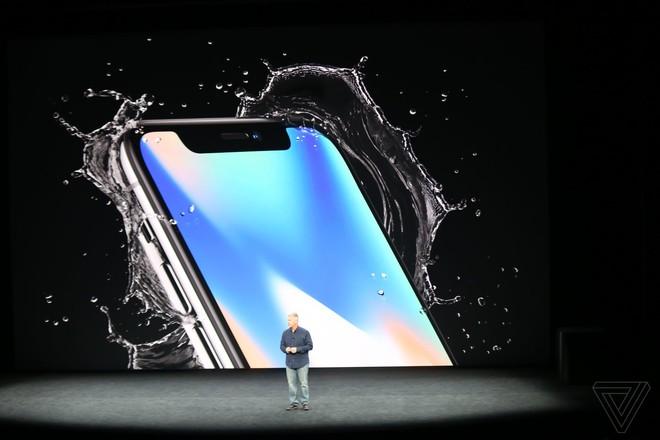 TRỰC TIẾP: Bom tấn iPhone X vừa được Apple giới thiệu với thiết kế không có gì bất ngờ - Ảnh 19.