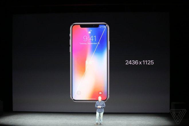 TRỰC TIẾP: Bom tấn iPhone X vừa được Apple giới thiệu với thiết kế không có gì bất ngờ - Ảnh 12.