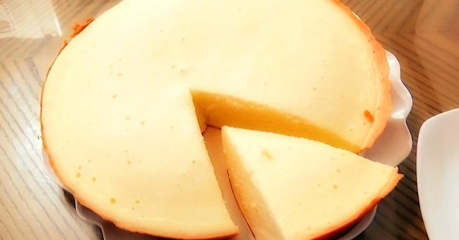 Không ngờ có cách làm bánh sữa chua dễ ợt mà chẳng cần lò nướng - Ảnh 6.