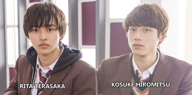 5 live action Nhật chứng minh nam phụ hoàn toàn có thể át hào quang của nam chính - ảnh 1