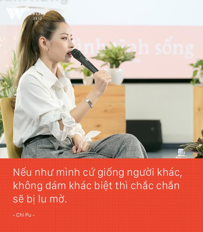 Miss showbiz Chi Pu lần đầu kể về giai đoạn khủng hoảng đến trầm cảm sau khi tuyên bố đi hát - Ảnh 4.