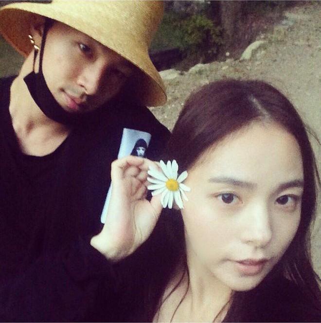 Lộ diện thiệp cưới của Taeyang (Big Bang) và nữ diễn viên Min Hyo Rin - Ảnh 4.