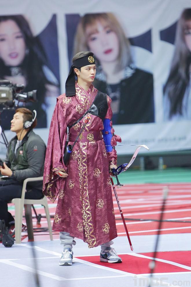 Đại hội thể thao idol: Nơi đưa loạt thần tượng vô danh lên hàng nam thần nữ thần, sàn đấu của mỹ nhân BIG3 - ảnh 30