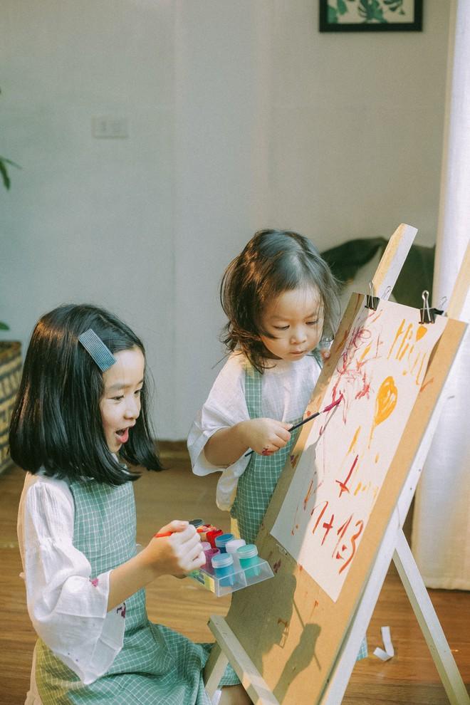 Lưu Hương Giang - Hồ Hoài Anh lần đầu chụp ảnh gia đình đủ 4 thành viên, hé lộ con gái hơn 2 tuổi lớn phổng phao - Ảnh 3.