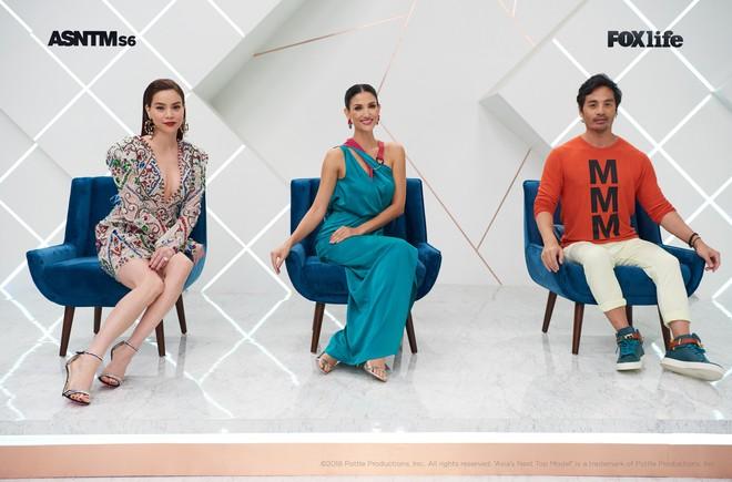 Host Cindy Bishop nói gì về Hồ Ngọc Hag khi làm việc chung tại Asia's Next Top Model? - ảnh 7