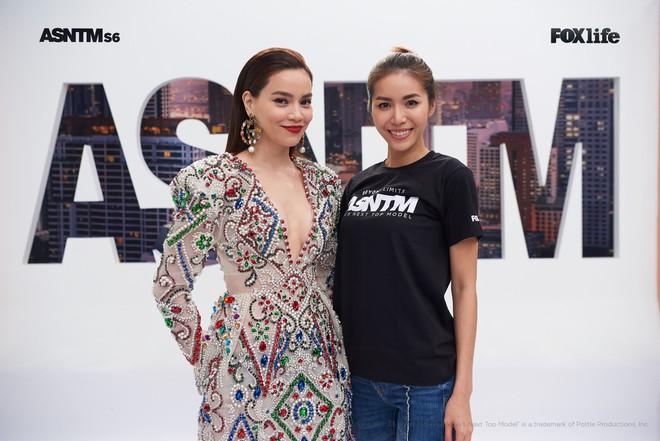 Hà Hồ bóng gió dằn mặt những ai chê cô hết thời, không ai mời làm HLV sau màn tỏa sáng tại Asias Next Top Model - Ảnh 5.