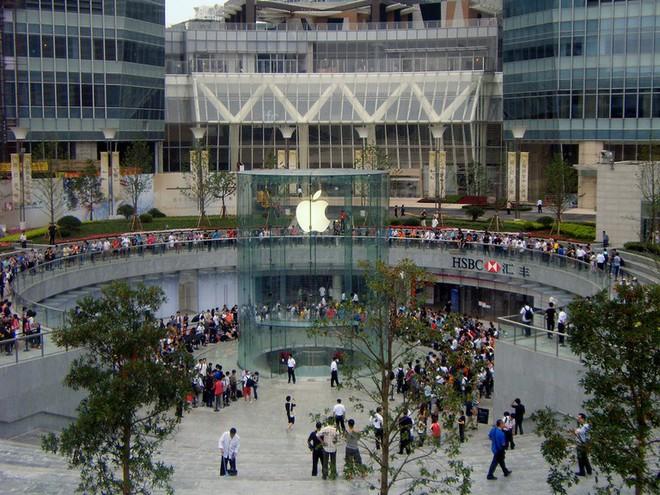 Lộ ảnh Apple Store sắp mở ngay hàng xóm Thái Lan, tha hồ sắm iPhone mới cực nhanh mỗi khi ra mắt - Ảnh 3.
