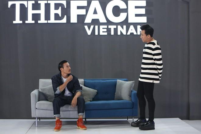 The Face: Trương Thanh Long hết bị Trấn Thành gạ gẫm lại bị mắng xối xả - Ảnh 4.